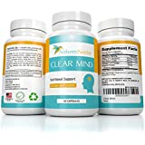 Migraine Relief Supplement ✮ With PA Free Butterbur Root  Feverfew Extract Riboflavin Plus Magnesium ✮For Maximum Prevention of Migraines And Headaches| 60 Capsules By Nature's Nectar