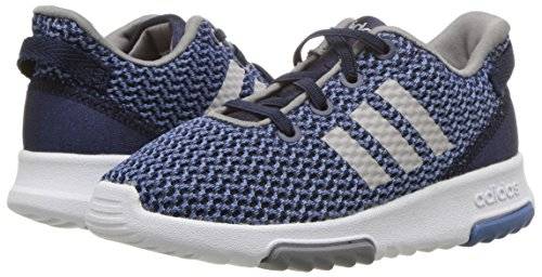 adidas Kids CF Racer TR Running Shoe, Collegiate Navy/Collegiate Navy/Grey, 7K M US Toddler by adidas (Image #6)