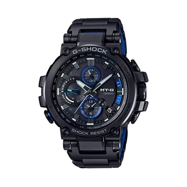 51RXiiwpxbL. SS600  - Casio G-Shock MTG-B1000BD-1A MT-G Smartphone Bluetooth Watch