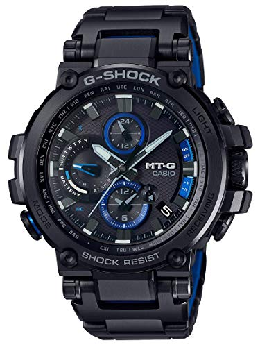 Casio G-Shock MTG-B1000BD-1A MT-G Smartphone Bluetooth Watch