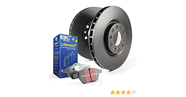 EBC S1KR1100 Stage-1 Premium Street Brake Kit
