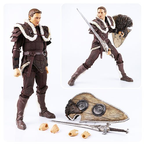 Dragon Age Inquisition Alistair 1:6 Scale Action Figure
