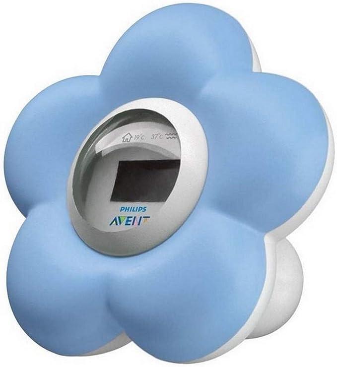 Philips Avent Termometro De Baño/Habitacion Azul Sch550/20 200 g ...