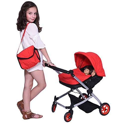 Modern Twin Prams - 1