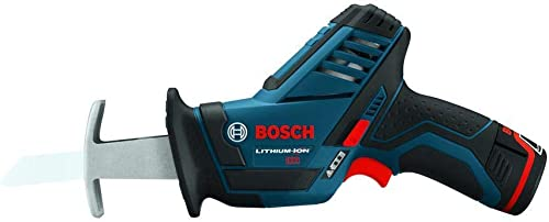 Bosch PS60-2A-RT 12V Max Cordless Lithium-Ion Pocket Reciprocating Saw Renewed