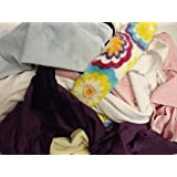 Assorted LEATHERETTE Fabric Material Offcuts 1KG