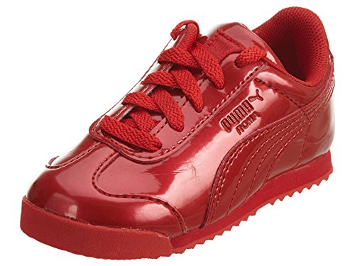 fants Sneaker (Toddler), High Risk Red/White, 5 M US Toddler (Toddler Red Nubuck Kids Shoes)