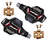 TIME ATAC XC 8 Carbon Pedals Red/Black, One Size