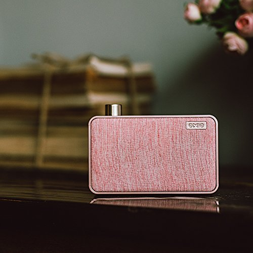EMIE Canvas Ultra Portable Bluetooth Speaker , ...