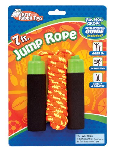 Brer Rabbit Toys Jump Rope, 14-Feet