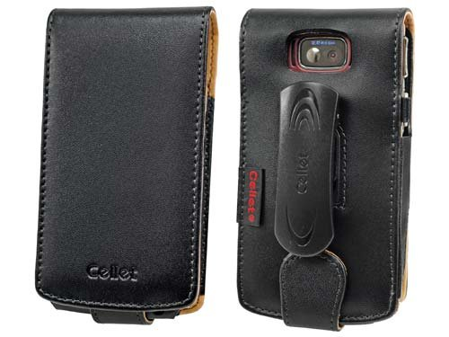 Cellet Executive Case for Samsung BlackJack II SGH-i617 - - Snap I617