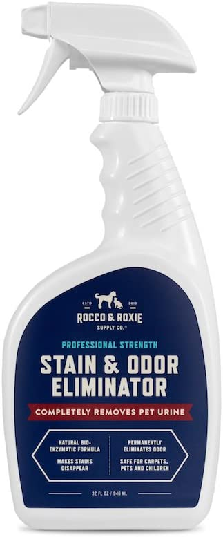 Rocco & Roxie Supply Professional Strength Stain and Odor Eliminator - Best Performance