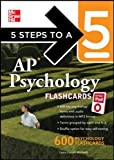 5 Steps to a 5 AP Psychology for your iPod with MP3 Disk (5 Steps to a 5 on the Advanced Placement Examinations Series)