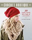 Sometimes the simplest accessories are the most stylish. That's true of the 30 delightful items in Crochet Boutique. Crocheters will love this fashion-forward collection, with such projects as hats, scarves, shawls, trendy bags, a laptop cover, a ...