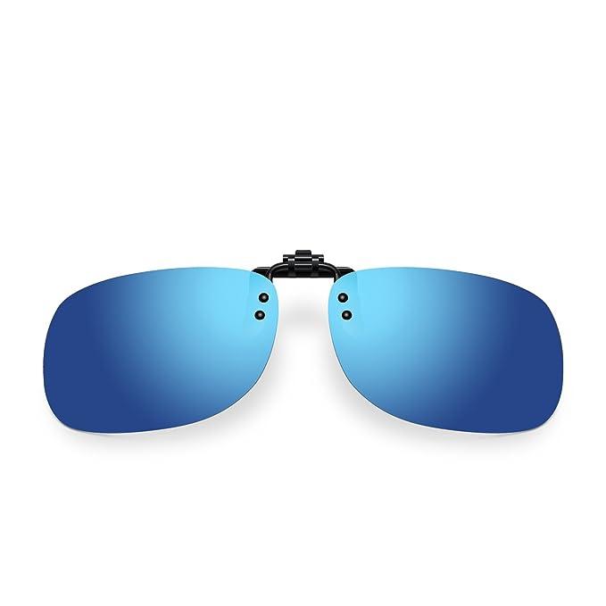 Besoods - Gafas de sol polarizadas de plástico para conducción al aire libre, pesca,