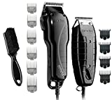 Andis Stylist Combo-Powerful High-speed adjustable clipper blade &...