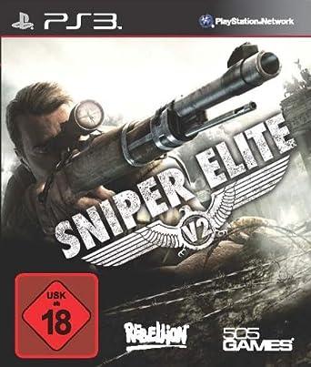 Sniper Elite V2 Playstation 3 Amazon De Games