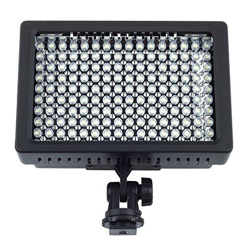 Fotga PRO Ld-160 Studio LED Hot Shoe Light for Canon Nikon C
