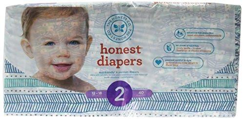 honest company diaper size 4 - 9