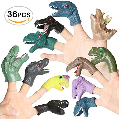 Top 10 best finger puppets for toddlers plastic