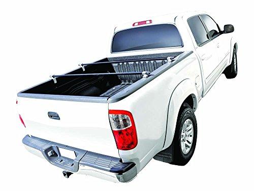 Racks INNO - Sistema de racks para camionetas - Juego de 4 compartimientos para racks de camionetas con sistemas de riel en C