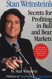 Stan Weinstein's Secrets For Profiting in Bull and Bear Markets (1556236832) | Amazon price tracker / tracking, Amazon price history charts, Amazon price watches, Amazon price drop alerts