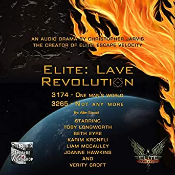 Elite: Lave Revolution: An Official Elite Dangerous Novel