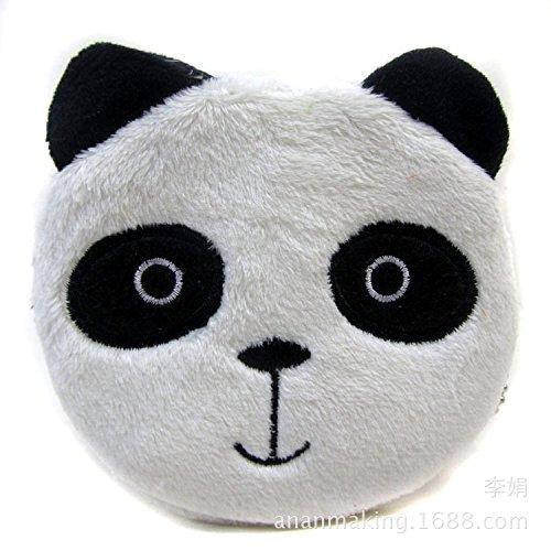 Dimensions : 11/cm. trousses cadeau danniversaire motif Panda pochettes porte-cl/és Skyeye Lot de 2/porte-monnaie