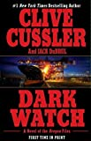 img - for Dark Watch (The Oregon Files) by Clive Cussler (2005-11-01) book / textbook / text book