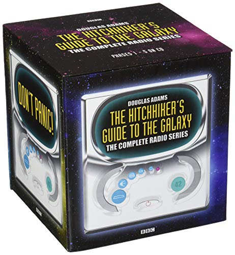 The Hitchhiker's Guide to the Galaxy, The Complete Radio Series (Hitchhikers Guide To The Galaxy Radio Show)