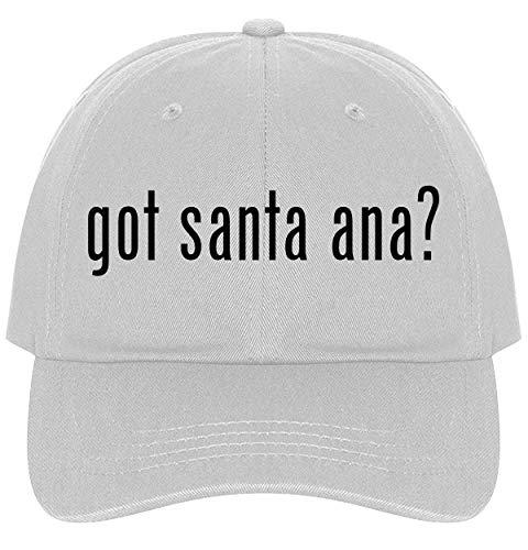 - The Town Butler got Santa ana? - A Nice Comfortable Adjustable Dad Hat Cap, White