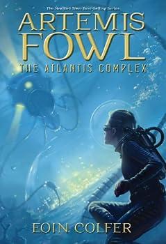 The Atlantis Complex 1423128192 Book Cover