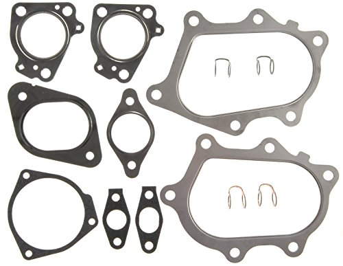 MAHLE Original GS33678 6.6L Chevrolet/GMC Duramax Turbo Mounting Gasket (Turbo Gasket Kit)