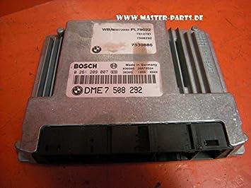 Bmw E46 3er 316i 318i N42 Engine Control Unit Ecu Dme 7508292 0261209007 Amazon De Auto