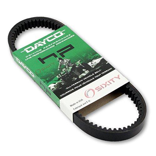 (1996-1997 for Polaris Sportsman 500 4x4 Drive Belt Dayco HP ATV OEM Upgrade Replacement Transmission Belts)