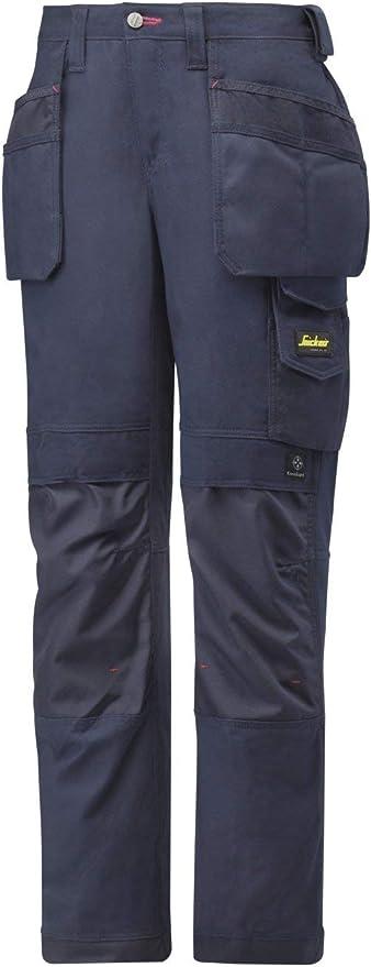 Amazon Com 37149595032 Pantalones De Lona Para Mujer Talla 32 Color Azul Marino Home Improvement