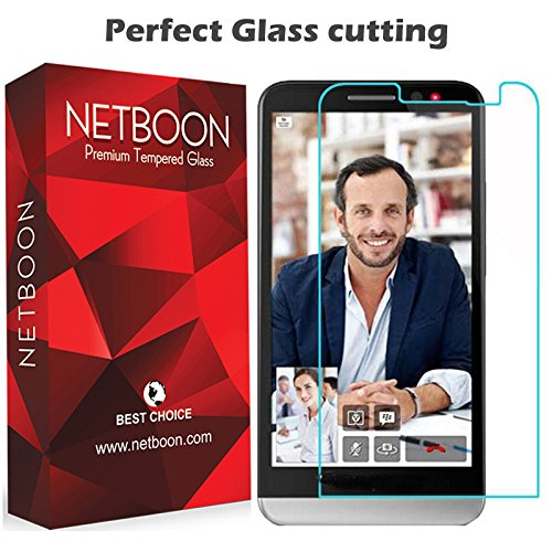 Blackberry-Z30-NETBOON-Premium-Tempered-Glass-Screen-Protector-03mm-9H-Hardness-3D-Touch-CompatiblePremium-HD-Shockproof-Worlds-Best-PET-Glass-for-Blackberry-Z30-Most-Durable-Screen-Guard