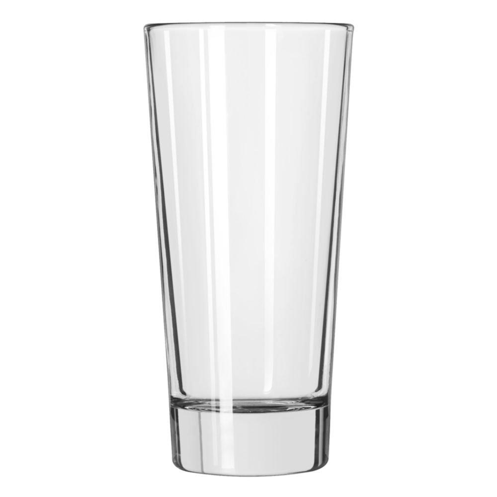 Libbey Glassware 15812 Elan Beverage Glass, Duratuff, 12 oz. (Pack of 12)