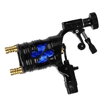 B Baosity Eléctrica Máquina de Pistola de Tatuaje Rotativa ...