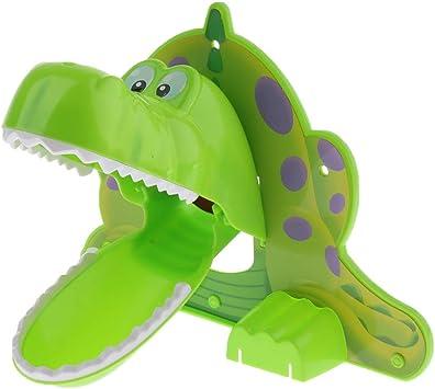 Juego de Mesa de Fiesta de Plástico Recoger el Elementos de Dino Boca de Dinosaurio Hambriento Juguete para Niño: Amazon.es: Juguetes y juegos