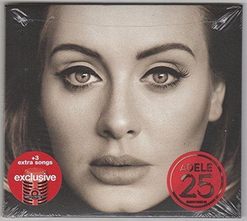 Adele: 25 - Target Exclusive Edition by Adele (2015-01-01)