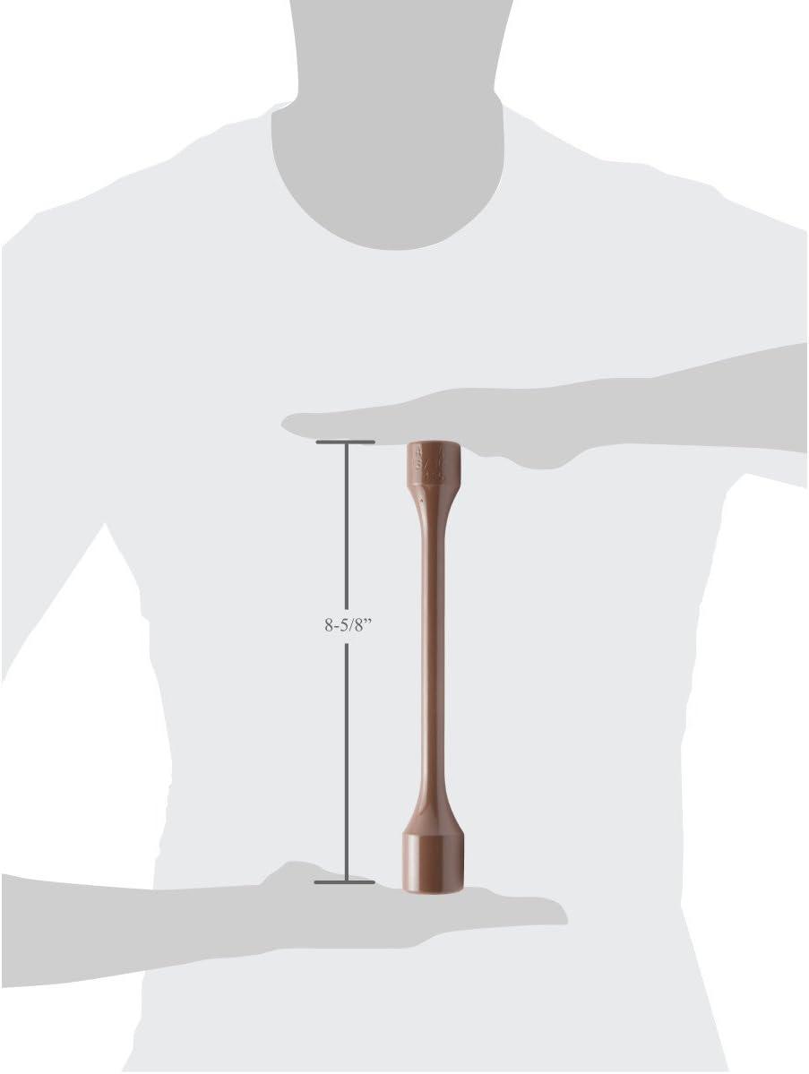 Sunburn Tan Steelman 50084 1//2-Inch Drive x 1-1//16-Inch 80 ft-lb Torque Stick