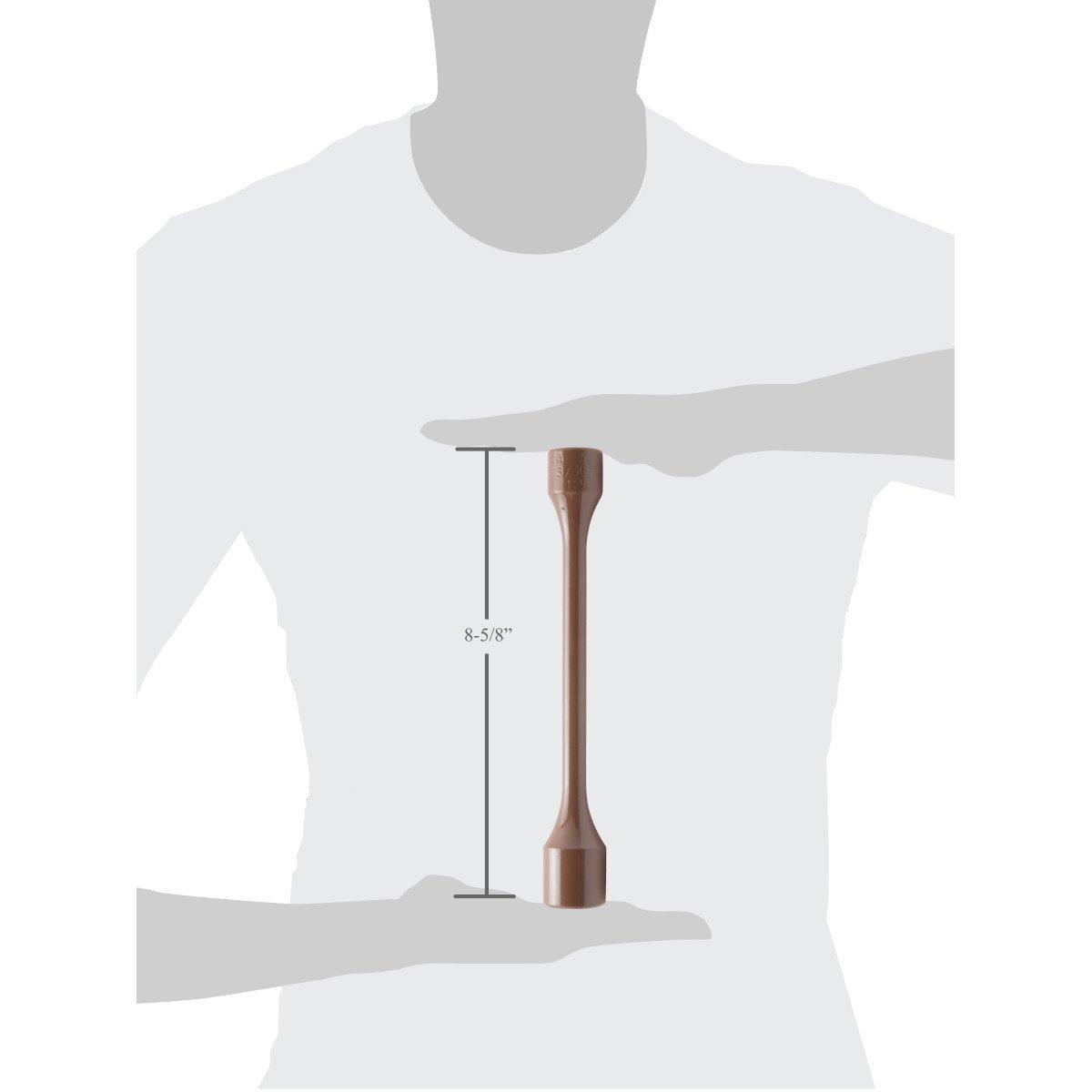 Brown Steelman 50062 1//2-Inch Drive x 13//16-Inch 100 ft-lb Torque Stick