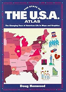 State of the U.S.A. Atlas by Doug Henwood (1994-10-01) from Simon & Schuster