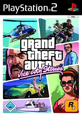 PS2 - GTA Vice City Stories: Amazon.es: Videojuegos