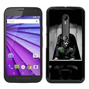Custom Moto G 3rd Case,Batman 51 Black Motorola Moto G 3rd Generation Phone Case