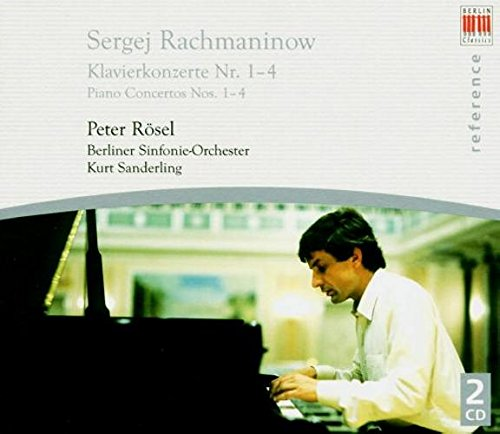 Piano Concertos No 1-4 (Rachmaninoff Piano Concerto No 2 Best Recording)