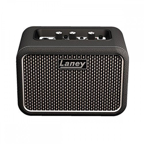 Laney Mini-ST-SuperG 6W 2x3'' Mini Battery Powered Stereo Guitar Combo Amp by Laney