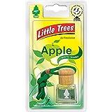 Little Trees Air Freshener Bottle - Apple Fragrance LTB001 for Car Home - 1 Unit