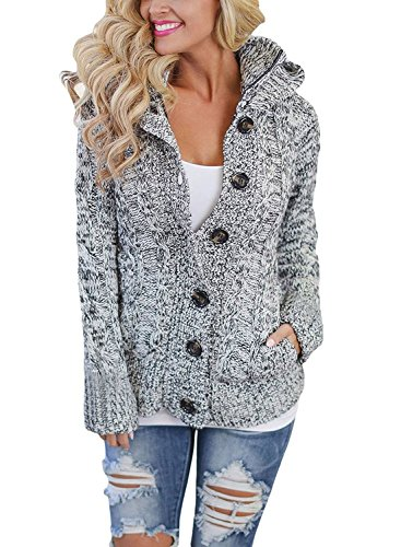 Lined Cardigan Sweater - 2